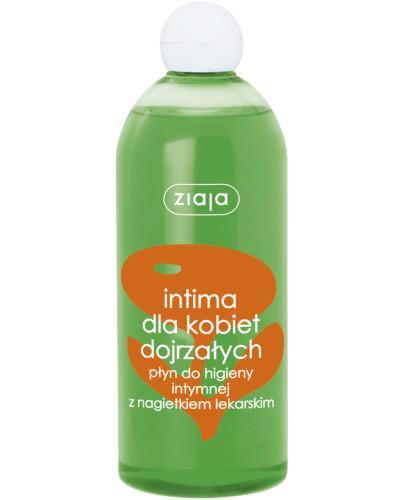 Ziaja Intima Nagietek Lekarski ziołowy płyn do higieny intymnej 500 ml
