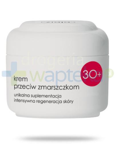 Ziaja Krem półtłustyna przeciw zmarszczkom 30+ dzień i na noc 50 ml