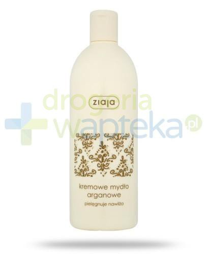 Ziaja kremowe mydło arganowe 500 ml