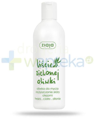 Ziaja Liście Zielonej Oliwki oliwka do mycia 270 ml