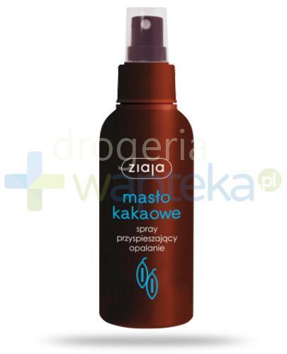 Ziaja Masło Kakaowe spray przyspieszający opalanie 100 ml