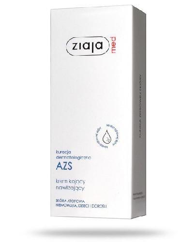 Ziaja Med AZS krem kojący nawilżający 50 ml