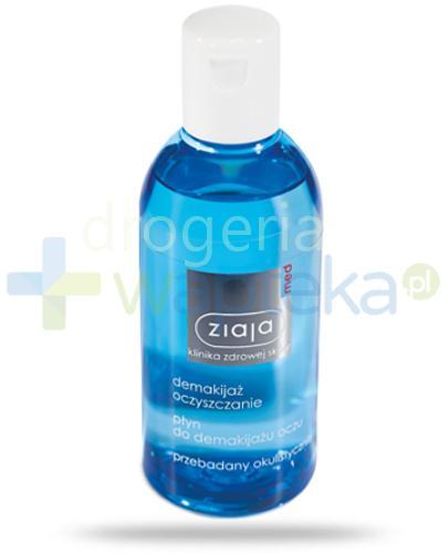 Ziaja Med Demakijaż Oczyszczanie płyn do demakijażu oczu 200 ml