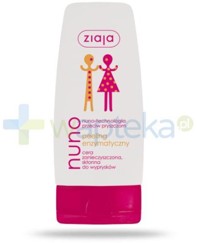 Ziaja Nuno peeling enzymatyczny 60 ml  whited-out