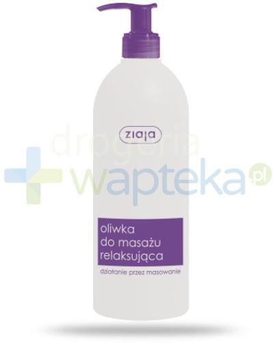 Ziaja oliwka do masażu relaksująca 500 ml