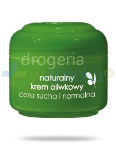 Ziaja Oliwkowy naturalny krem oliwkowy 50 ml  whited-out