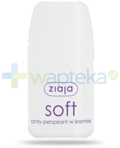 Ziaja Soft anty-perspirant w kremie 60 ml