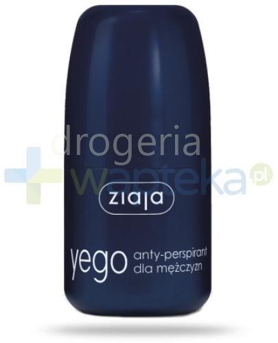 Ziaja Yego antyperspirant dla mężczyzn 60 ml