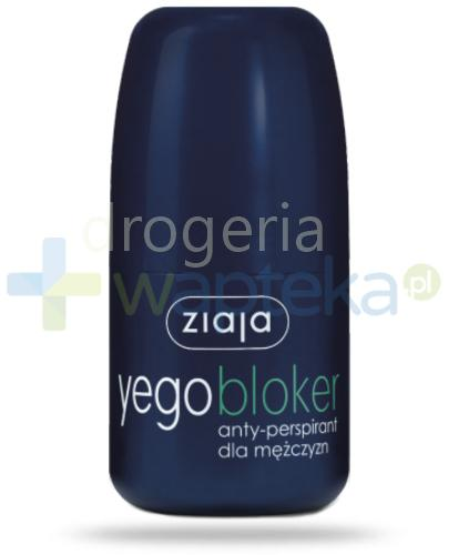 Ziaja Yego bloker antyperspirant dla mężczyzn 60 ml