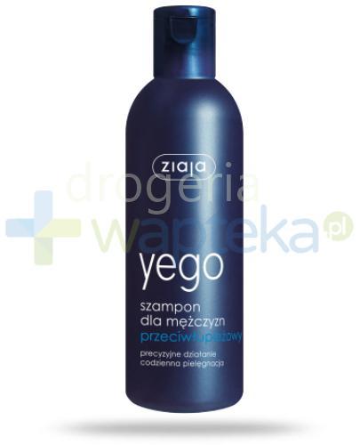 Ziaja Yego szampon przeciwłupieżowy dla mężczyzn 300 ml
